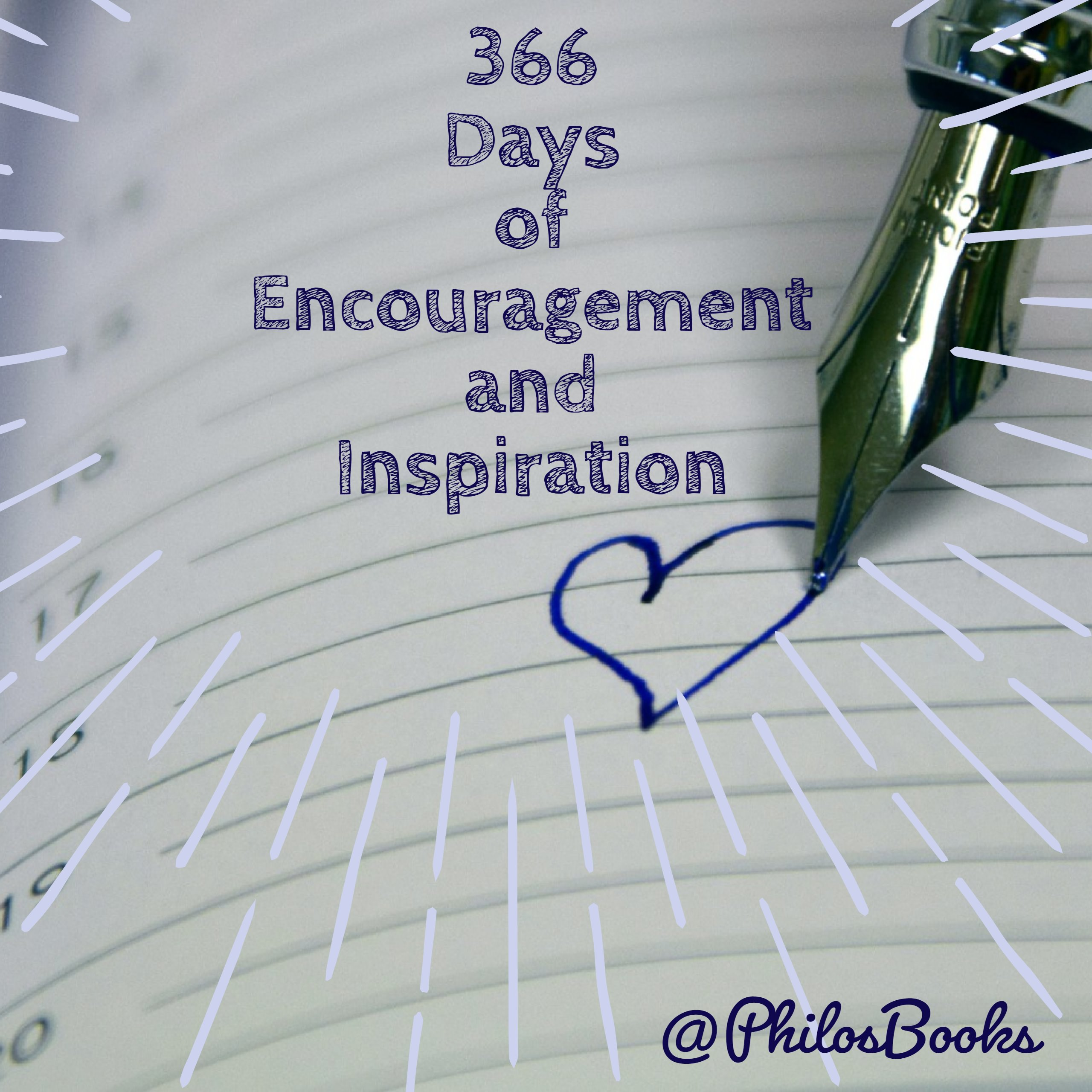 366 Day Encouragement Inspiration and Motivation Calendar