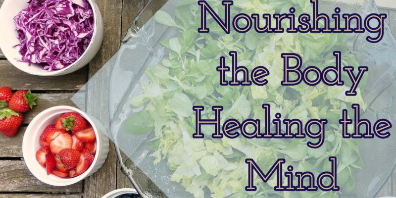 food and healing the mind